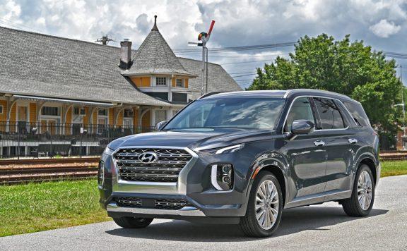 Hyundai Palisade 2020 Exterior