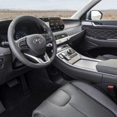 Hyundai Palisade Interior Black