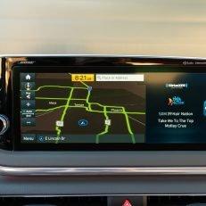 2020 Hyundai Sonata Limited 10.25 Inch Display