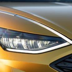 2020 Hyundai Sonata Limited DRL