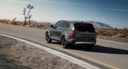 2020 Kia Telluride Rear View